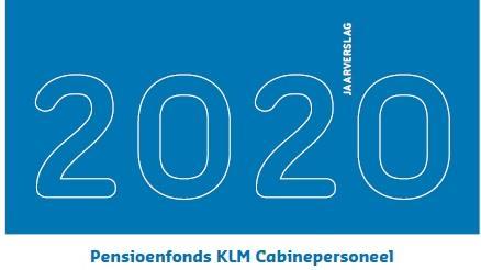 Pensioenfonds KLM Cabinepersoneel jaarverslag 2020